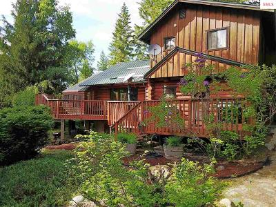 Sandpoint Single Family Home For Sale: 20 Red Cedar Ln