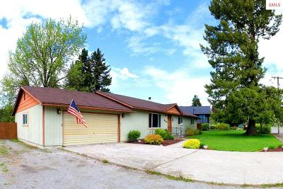 Priest River Single Family Home For Sale: 810 4th St