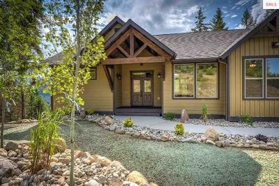 Sandpoint Single Family Home For Sale: 355 Olympic Drive