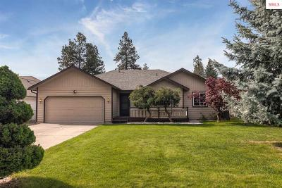 Post Falls Single Family Home For Sale: 608 E 17th Ave