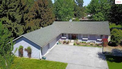 Sandpoint Single Family Home For Sale: 471 Ponder Point Dr.