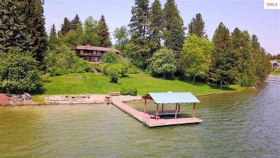 Sandpoint Single Family Home For Sale: 342 Ponder Point Dr