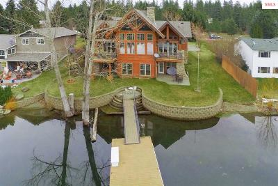 Spirit Lake ID Single Family Home For Sale: $825,000