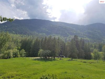 Bonners Ferry Residential Lots & Land For Sale: 15621 Westside Road