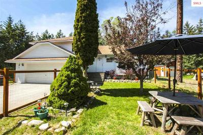 Moyie Springs Single Family Home For Sale: 423 Westwood Dr