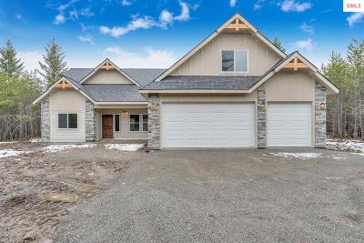 Rathdrum Single Family Home For Sale: Nna Massif Rd