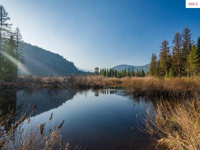 Bonners Ferry Residential Lots & Land For Sale: 532927 Highway 95