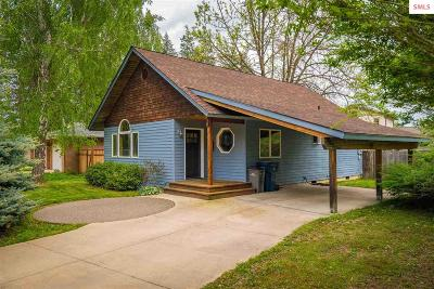 Sandpoint Single Family Home For Sale: 1105 Birch St.
