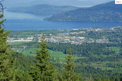 Sandpoint Residential Lots & Land For Sale: Lt 2 Vista Lago Jeep Trail Rd.
