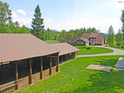 Sandpoint ID Single Family Home For Sale: $479,000