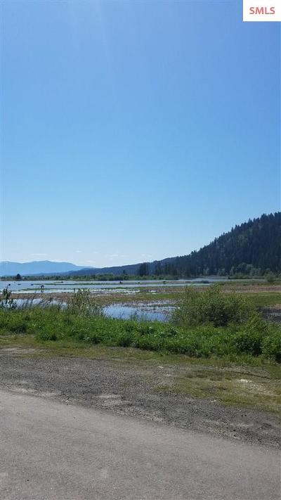 Sandpoint Residential Lots & Land For Sale: Nna The Pack River