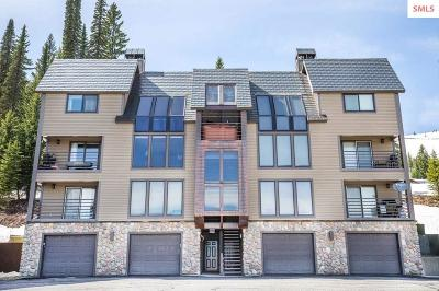 Sandpoint Condo/Townhouse For Sale: 38 Icicle Ct #204