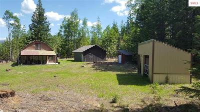 Sandpoint Single Family Home For Sale: 760 Fox Glen Rd