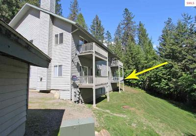 Sandpoint Condo/Townhouse For Sale: 73 Winterbrook Way #101
