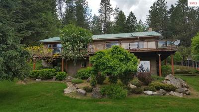 Sandpoint ID Single Family Home For Sale: $529,000