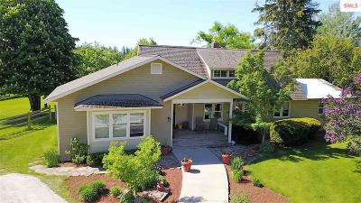 Sandpoint Single Family Home For Sale: 982 Center Valley