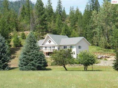 Sandpoint ID Single Family Home For Sale: $799,000