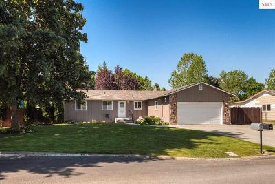 Coeur D'alene Single Family Home For Sale: 4010 N Staples Avenue