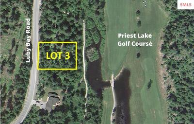 Priest River Residential Lots & Land For Sale: 500 N Luby Bay Road