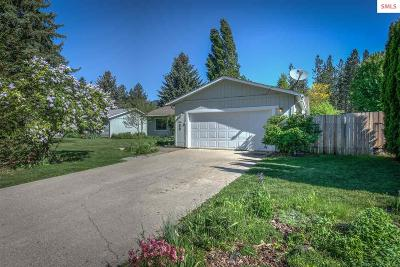 Sandpoint Single Family Home For Sale: 1714 Larch St.