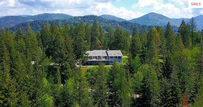 Sandpoint ID Single Family Home For Sale: $549,999
