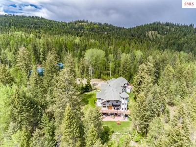 Cocolalla Single Family Home For Sale: 299 Oak Terrace