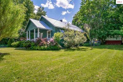 Sandpoint Single Family Home For Sale: 304 Huron St