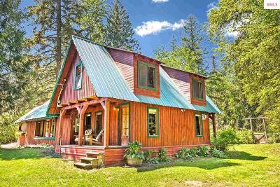 Sandpoint ID Single Family Home For Sale: $335,000