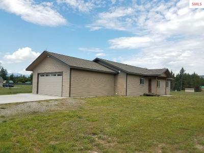 Bonners Ferry Single Family Home For Sale: 32 Conrad Place