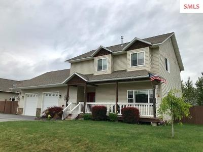 Kootenai Single Family Home For Sale: 215 Brittany Loop