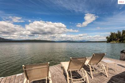 Priest Lake Single Family Home For Sale: 378 Sherwood Beach Lp