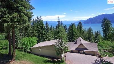 Sagle Single Family Home For Sale: 71 Lodge Lane