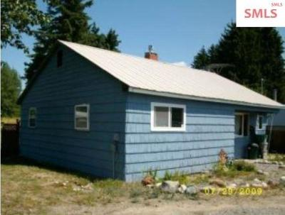 Ponderay Single Family Home For Sale: 1200 Kootenai Cut-Off