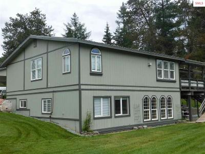 Priest River Single Family Home For Sale: 80 Pederson Road