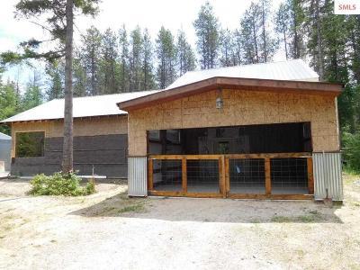 Sagle Single Family Home For Sale: 14 Meadowlark Dr