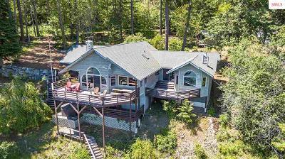 Sagle Single Family Home For Sale: 37 Eagle Flight Way