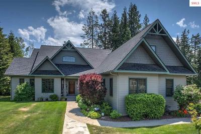 Sandpoint Single Family Home For Sale: 149 Canoe Cove