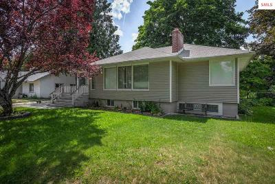 Sandpoint Single Family Home For Sale: 410 Euclid Ave