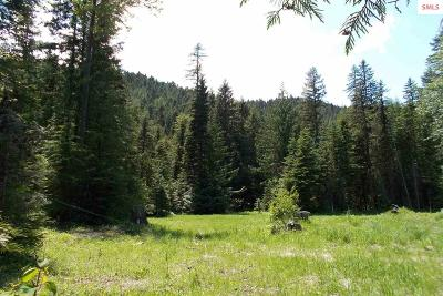 Clark Fork Residential Lots & Land For Sale: 91 Off Forest Service Rd 2745