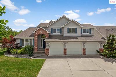 Coeur D'alene Single Family Home For Sale: 2440 W Bolivar Ave