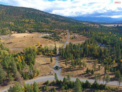 Bonners Ferry Residential Lots & Land For Sale: Lot 1 Pintail Rd