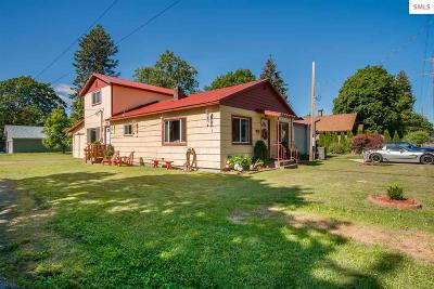 Sandpoint Single Family Home For Sale: 1301 Pine Street