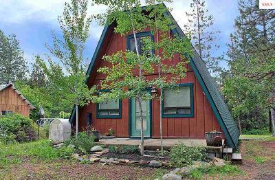 Sandpoint Single Family Home For Sale: 11 Hackney Ln