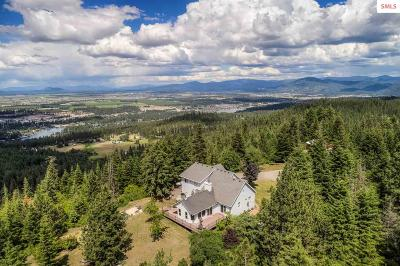Coeur D'alene Single Family Home For Sale: 1217 S Reynolds