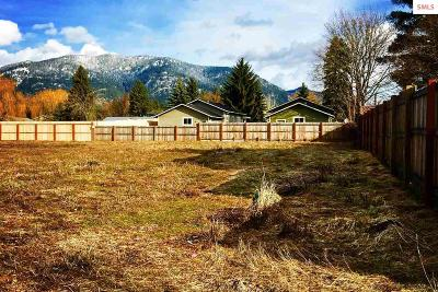 Sandpoint Residential Lots & Land For Sale: Lot 5b Centennial Place-Oak Street