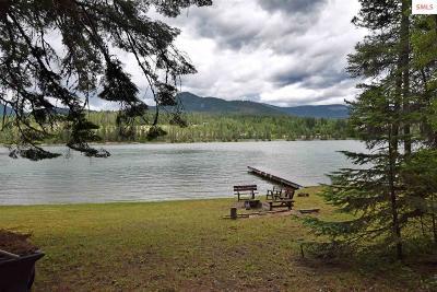 Bonner County, Boundary County, Kootenai County Single Family Home For Sale: 2205 Gypsy Bay Rd
