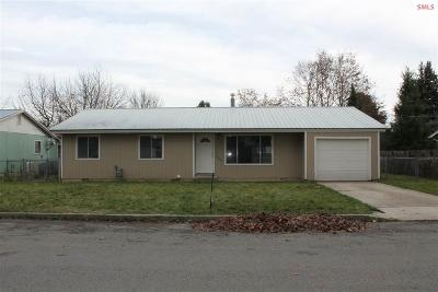Sandpoint Single Family Home For Sale: 924 Ruth Ave.