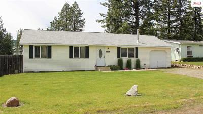 Spirit Lake Single Family Home For Sale: 32539 N 7th Ave