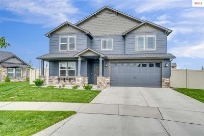 Post Falls Single Family Home For Sale: 3417 N McMullen Dr