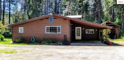 Single Family Home For Sale: 494279 Highway 95